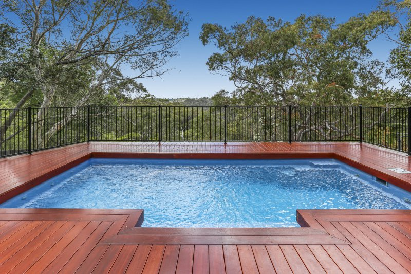 Above Ground Swimming Pool Free Standing Narellan Pools Nz